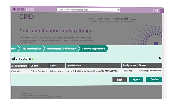 How to Join the CIPD