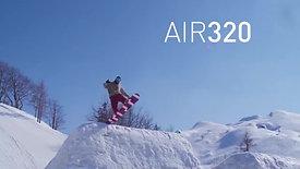 AVIWEST AIR320 Small Video & Live TV Bonded Cellular & IP Encoder & Uplink