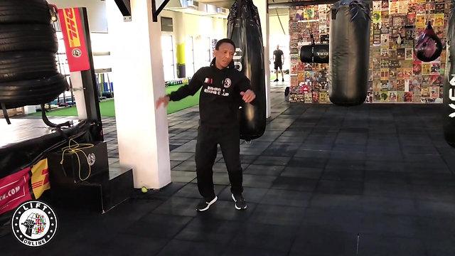 Boxing Fundamentals Warmup