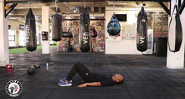 Boxing Bootcamp 313BB2