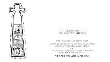 """""""A Cruz de Montealegre"""" - Vídeo exposición"""