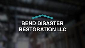 Bend Disaster Restoration - Commercial Work