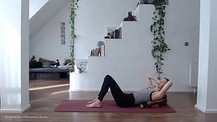 Pilates – Stretchy flow with abdominal focus