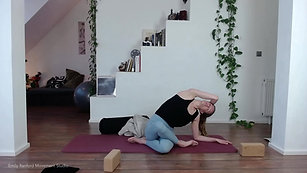 Yin Yoga –  Liver & Gallbladder
