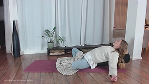 Yin Yoga – Winding down ready for sleep