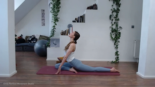 Pilates – Rejuvenating flow to release and strengthen the whole body