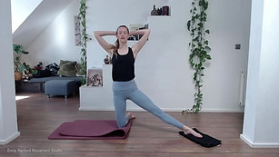 Pilates – Strengthening & integrating the legs & abs into whole-bodied movement