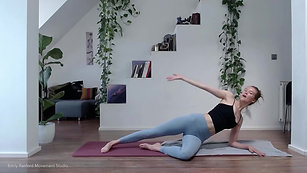 Pilates – Energising flow to challenge strength in length and mobility