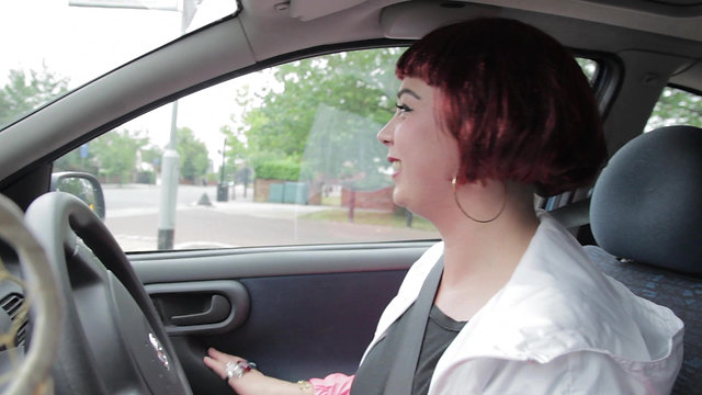 Cheryl, South London Taxi Driver