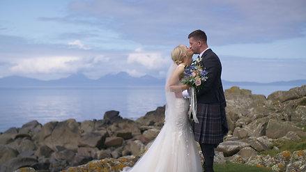 Michelle & Philip' beach elopement