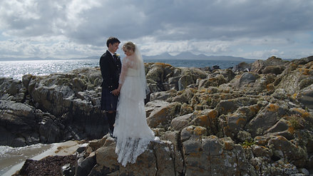 Alexandria & Peter's Scottish Wedding