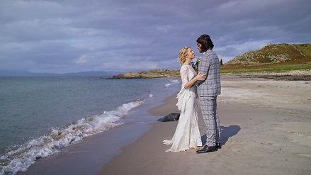 Teja and Lloyd's romantic elopement