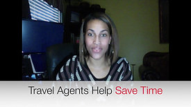 Travel Agents Help Save Time