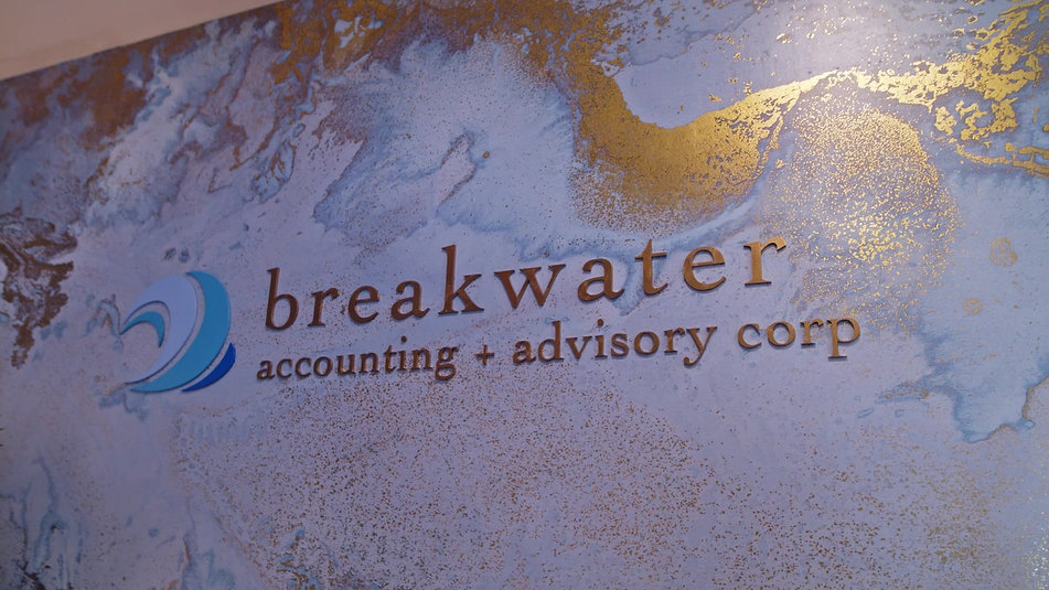 Breakwater is...