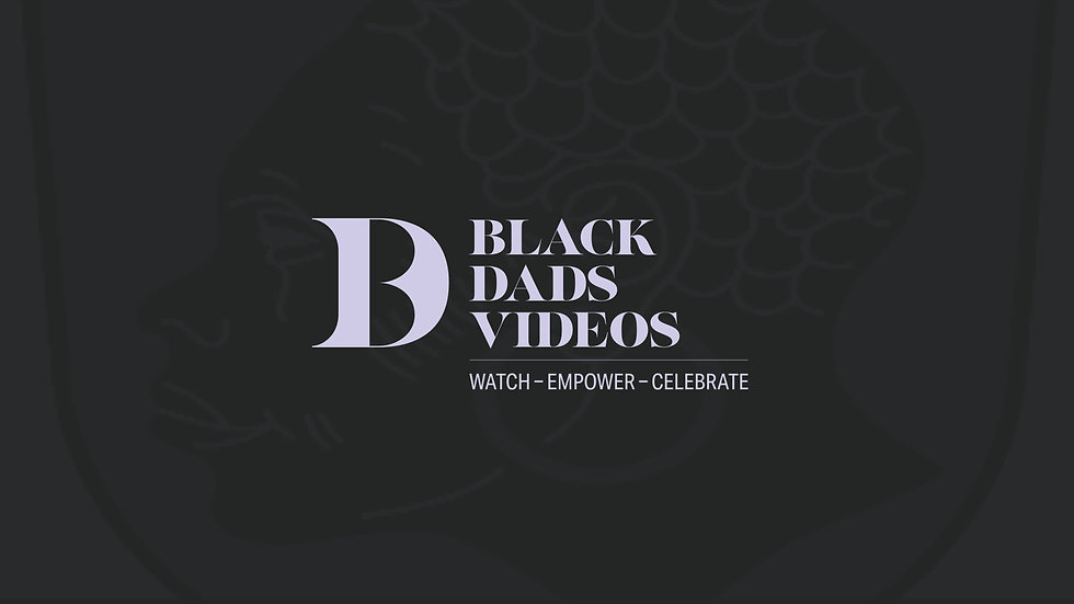 BLACK DADS  WEBINAR . Black History