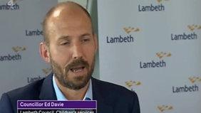 27.7 C4 News - lambeth council inquiry (19.00)