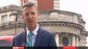27.7 BBC News 24 - lambeth council inquiry report (19.15 & 22.00)
