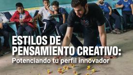 Estilos de pensamiento creativo: potenciando tu perfil innovador | Enseña Latinoamérica