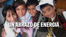 Un abrazo de energia | Enseña Latinoamérica