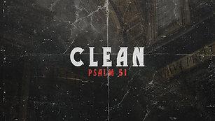 Clean (10/06/2019)