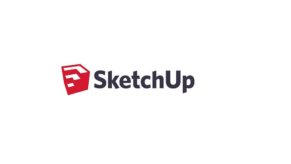SketchUp Logo snd Font