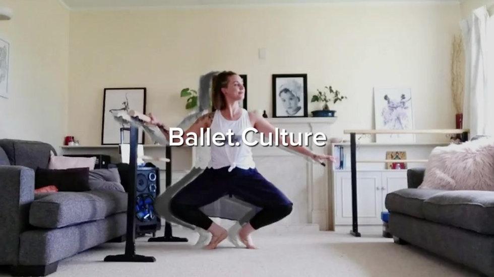 Ballet.Culture: ADULT BALLET ONLINE