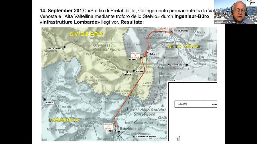 Paul Stopper: Eisenbahnentwicklung im erweiterten Rätischen Dreieck Terra Rätica:  Teil 2 -  Stilserjoch/Stelvio