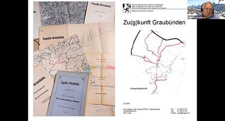 Paul Stopper: Eisenbahnentwicklung im erweiterten Rätischen Dreieck Terra Rätica - Teil 4 Historisches
