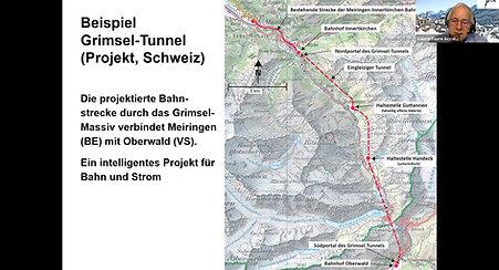 Paul Stopper: Eisenbahnentwicklung im erweiterten Rätischen Dreieck Terra Rätica: Teil 3 Synergien bei Bahnbauprojekten