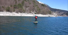 Wild South SUP Molvenosee