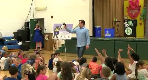 Students Celebrate Recycling Awareness Week