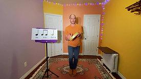Rhythm with Raphael: Lesson 3