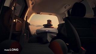 1 - Magic Seat Honda - Tecnologia exclusiva para você