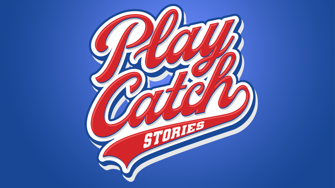 Play Catch Stories with Author Greg Larson