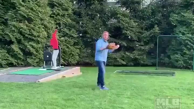 MLB Network and Play Catch