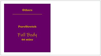 PureStretch Full Body