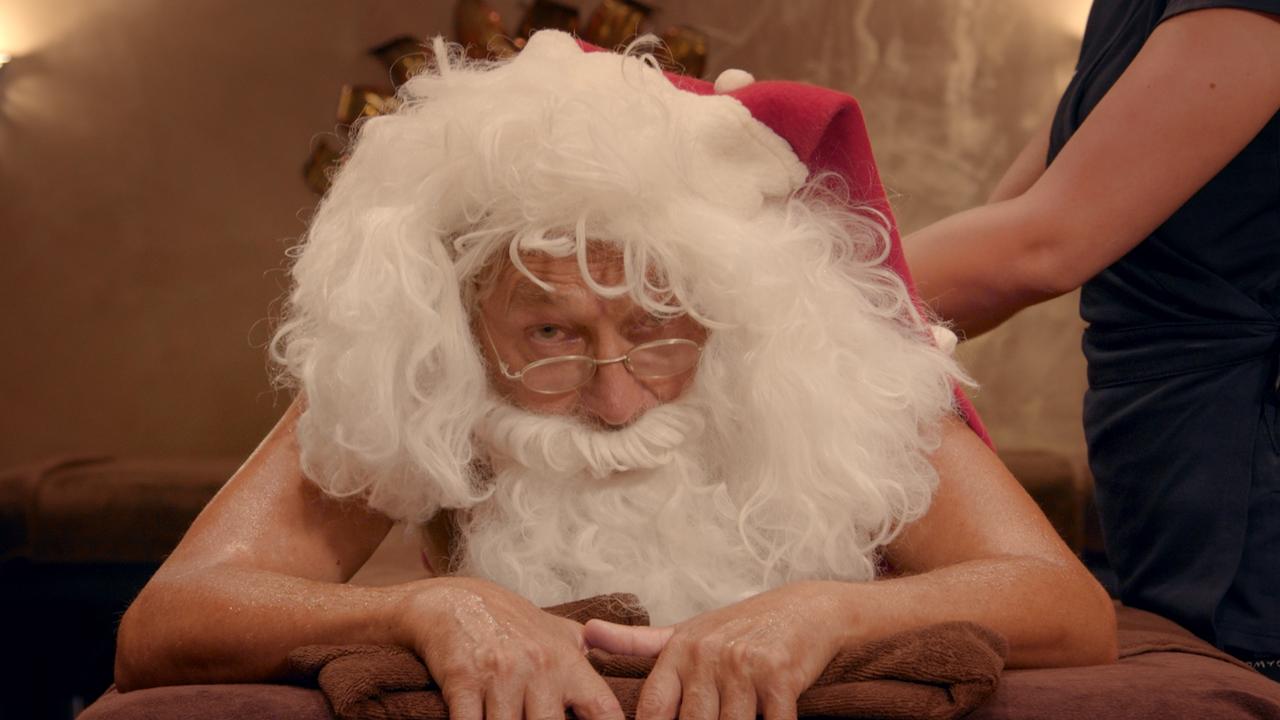 Le Père Noël chez Zen Addict