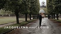 Jacquelynn + Louis