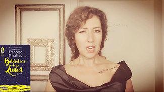 "Fragment din ""Biblioteca de pe Luna"" de Francesc Miralles in lectura actriței Marcela Motoc"