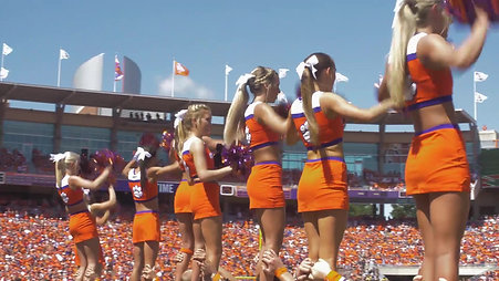 Clemson Gameday Experience