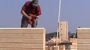 MecaWood - Construction d'une maison