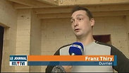 RTL-TVI Le Journal - Reportage Mecawood