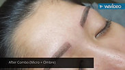 Microblading Combo Before & After