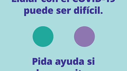 COVID19 - HELP