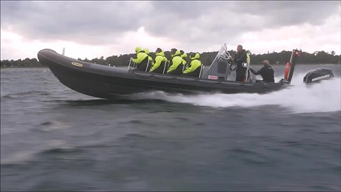 RIB båd