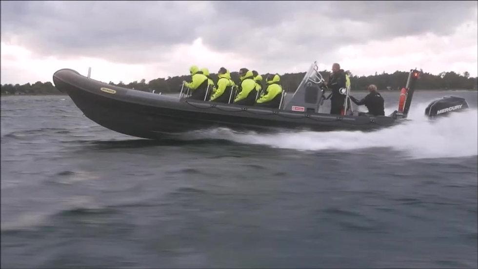 RIB's - Havets Ferrarier