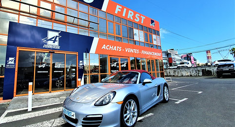 Porsche Boxster - AUTO FIRST TV