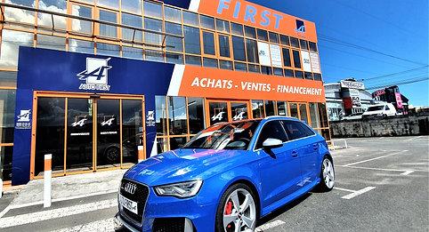 RS3 bleu Norgaro