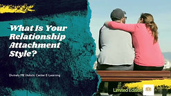 What Is Your Relationship Attachment Style