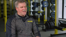 Football Coach Joe LaBuda - Dynamic Fitness & Strength